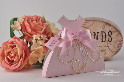 Que coisa linda!!! (Caixa-vestido) WRBF-1855-2010