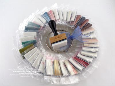 Distress Ink Blender Storage - www.amazingpapergrace.com