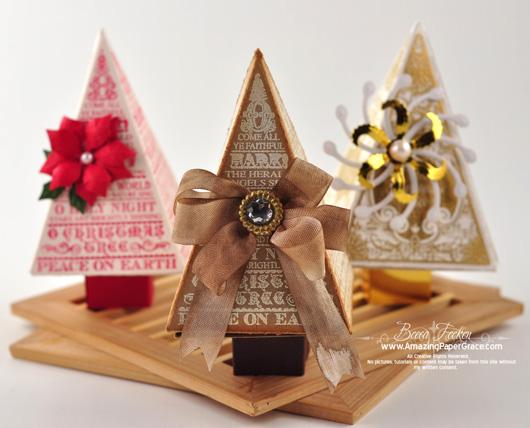 tutorial  christmas tree box  u00bb amazing paper grace