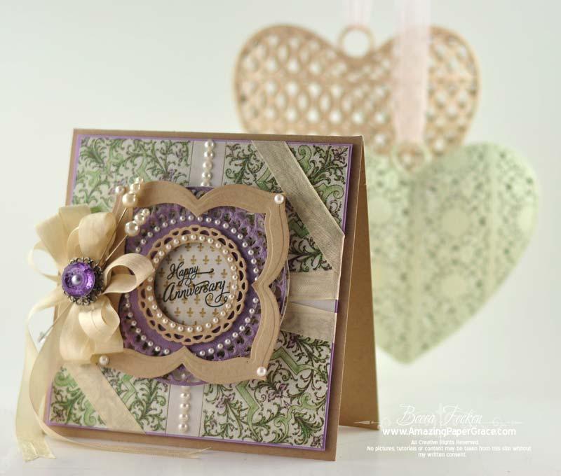 Plum Purple Color Paper Textured