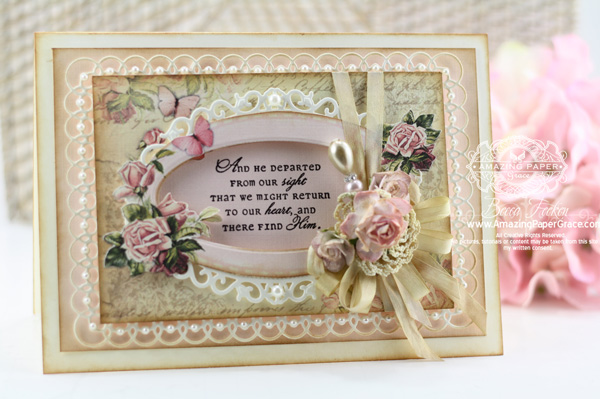 Spellbinders Detail Scallops, Floral Ovals, Radiant Rectangles - Him in our Heart - www.amazingpapergrace.com - WRBF-3873-2013