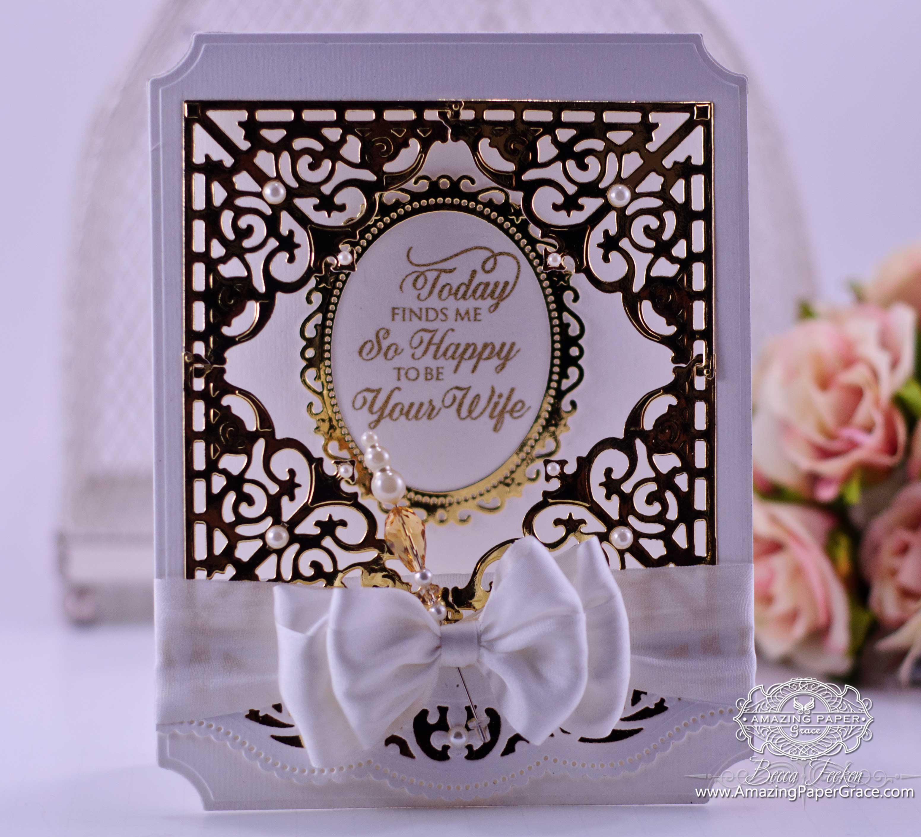 Anniversary and Wedding Invite Card Making Ideas » Amazing Paper Grace
