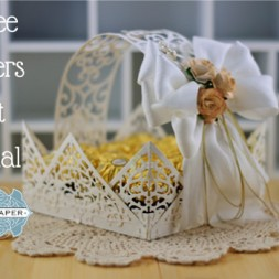 Filigree Corners Basket Tutorial by www.amazingpapergrace.com