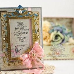 Card Making Ideas by Becca Feeken using Quietfire Design -