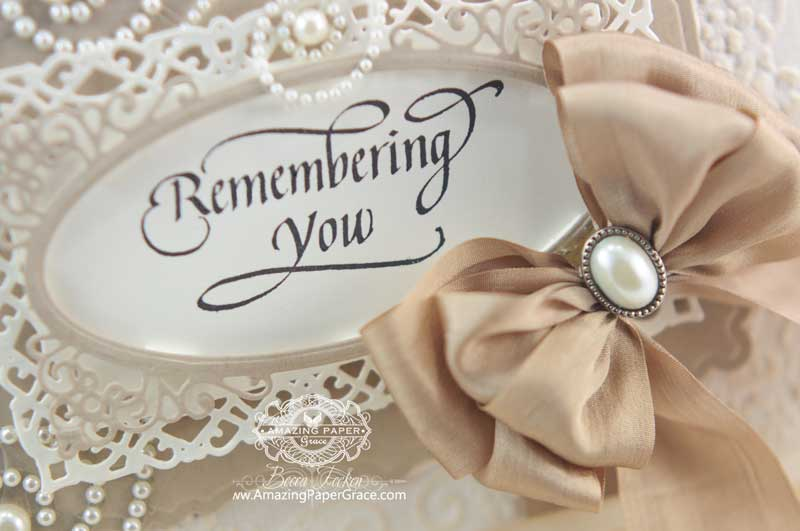 Remembering you is easy......