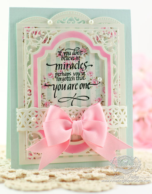 Card Making Ideas by Becca Feeken using Quietfire Design - If You Don