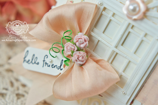 Friendship Card Making Ideas by Becca Feeken