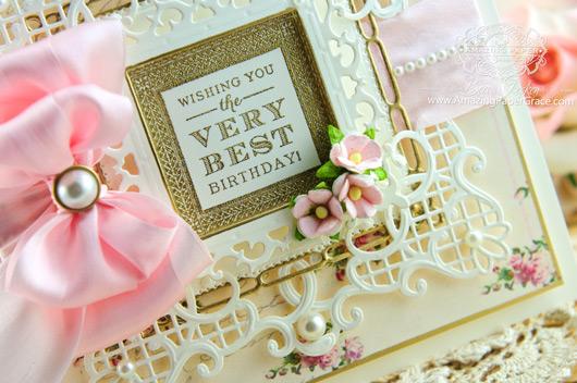 Birthday Card Making Ideas by Becca Feeken