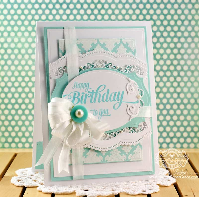 An Extra Grand Happy Birthday » Amazing Paper Grace