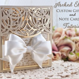 Introducing Spellbinders Arched Elegance designed by Becca Feeken - www.amazingpapergrace.com
