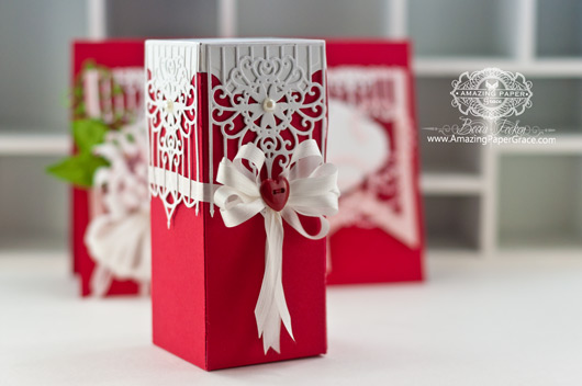 Card Making Ideas by Becca Feeken using Quietfire Design The Heart Has It