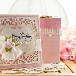 One Box, Three Occasions by Becca Feeken using Spellbinders Gate Element - www.amazingpapergrace.com
