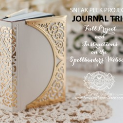 Journal Trio Giveaway at www.amazingpapergrace.com