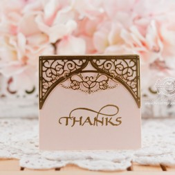 Thank You Card and Gift Box Ensemble ideas by Becca Feeken using Quietfire DesigAn and Spellbinders Swirl Bliss - www.amazingpapergrace.com