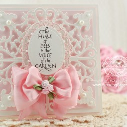 Cardmaking ideas by Becca Feeken using Spellbinders Antique Corner - www.amazingpapergrace.com