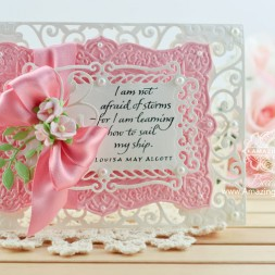 Card making ideas by Becca Feeken using Spellbinders Exquisite Labels Eleven - www.amazingpapergrace.com