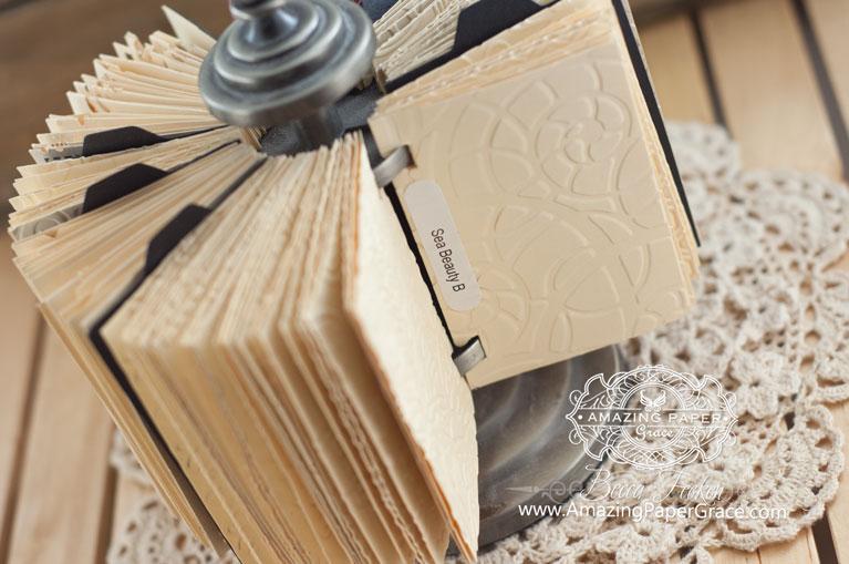Becca Feeken - Labeling for  for Embossing Folder Reference - www.amazingpapergrace.com
