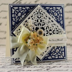 Card Making Ideas by Becca Feeken using Spellbinders Dies - www.amazingpapergrace.com