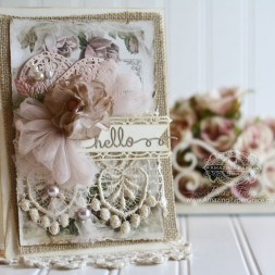 Card Making Ideas by Becca Feeken using Spellbinders Sentiments 5 and Spellbinders Astoria Decorative Elements - fully supply list at www.amazingpapergrace.com