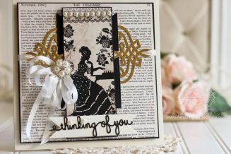 Card Making Ideas by Becca Feeken using Spellbinders Graceful Frame Maker Tool, Spellbinders Sentiments 4, Spellbinders Decorative Swallowtail Tags , Spellbinders Arched Swallowtail Pennants - see fully supply list at www.amazingpapergrace.com