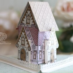 Pop Up Cottage - www.amazingpapergrace.com