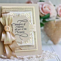 Card Making Ideas by Becca Feeken using Spellbinders S5-308 Hemstitch Squares, Spellbinders S4-789 Francesca Label, Spellbinders S4-505 Swirl Bliss - supply list and links at www.amazingpapergrace.com/blog/?p=32079