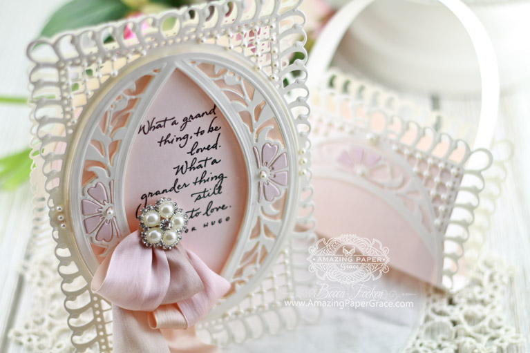 Introducing the Chantilly Paper Lace Collection Blog Hop