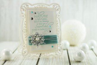 Card Making Ideas by Becca Feeken using Spellbinders Tallulah