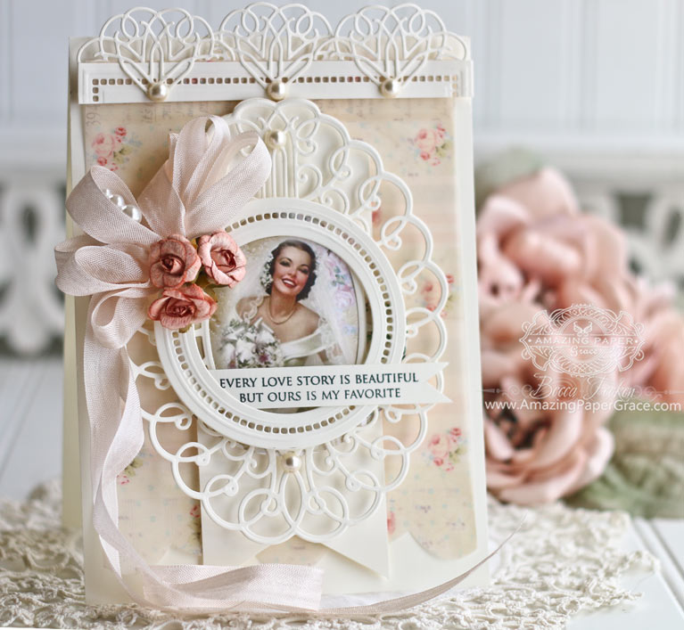 Introducing Romancing the Swirl Collection by Amazing Paper Grace