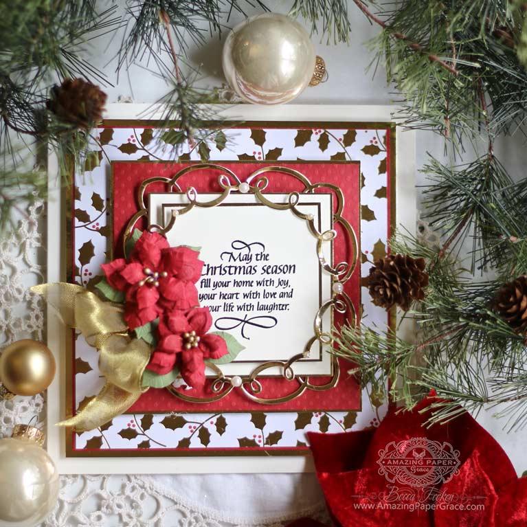 Christmas Card Making Season | Amazing Paper Grace » Amazing Paper Grace
