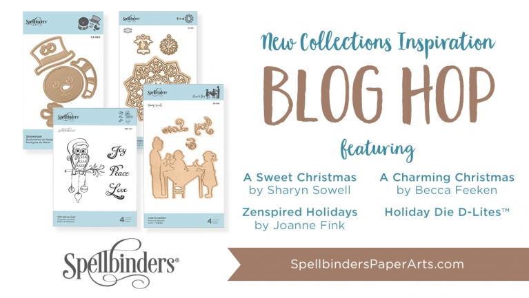 Spellbinders Introduces A Charming Christmas