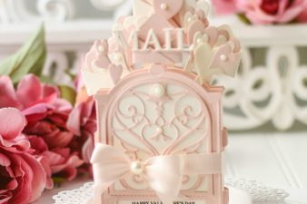 Amazing Paper Grace January 2021 Die of the Month - Mini 3D Vignette Valentine